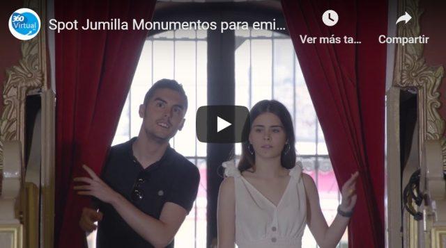 Foto vídeo spot monumentos Jumilla