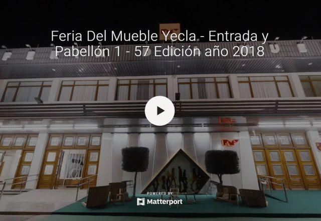 Foto Matterport Feria Yecla