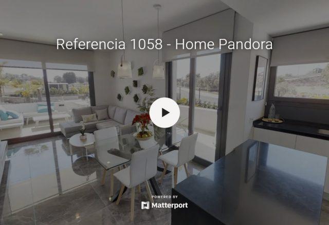 Foto Matterport Home Pandora